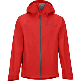 Marmot PreCip Stretch Jas Heren, victory red